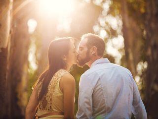 El casamiento de Mariana Luna y Luke Williams 2