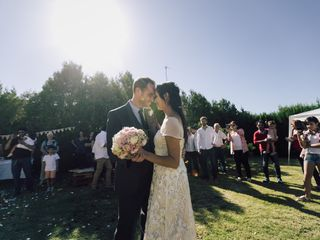 El casamiento de Mariana Luna y Luke Williams