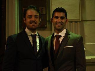El casamiento de Diego y Vinicius 3