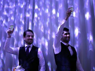 El casamiento de Diego y Vinicius