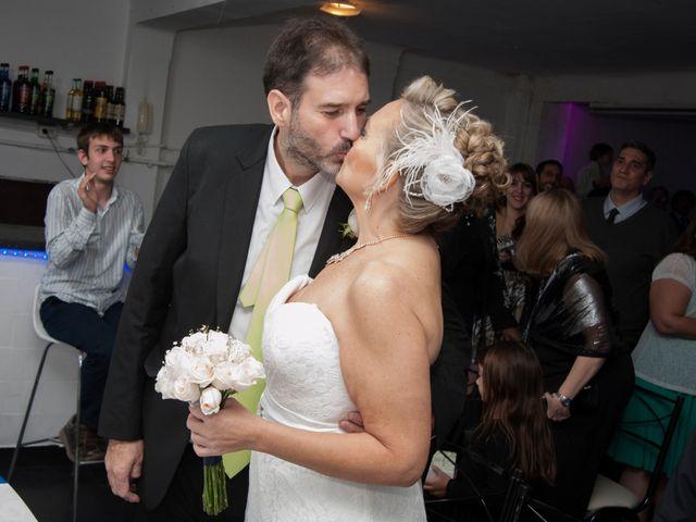 El casamiento de Marisa y Pablo