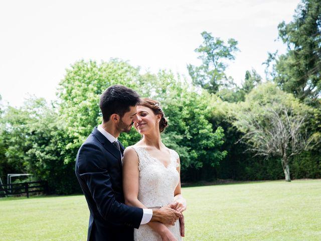El casamiento de Mariela y Martín