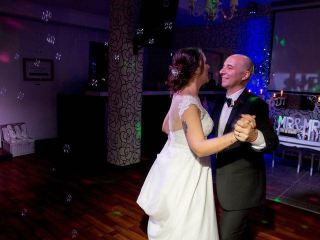 El casamiento de Antonela y Gabriel