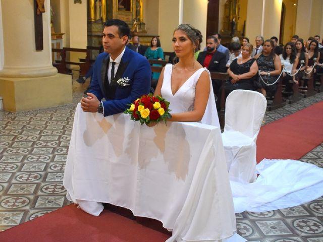 El casamiento de Erica y Felipe