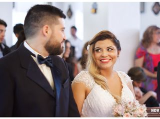 El casamiento de Sofía y Sebastián 1
