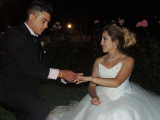 El casamiento de Emmanuel y Debora