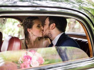 El casamiento de Clara y Agustín