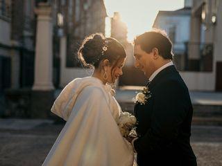 El casamiento de Ludmila y Martín