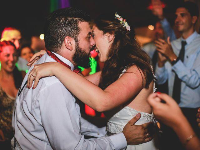 El casamiento de Poly y Tincho