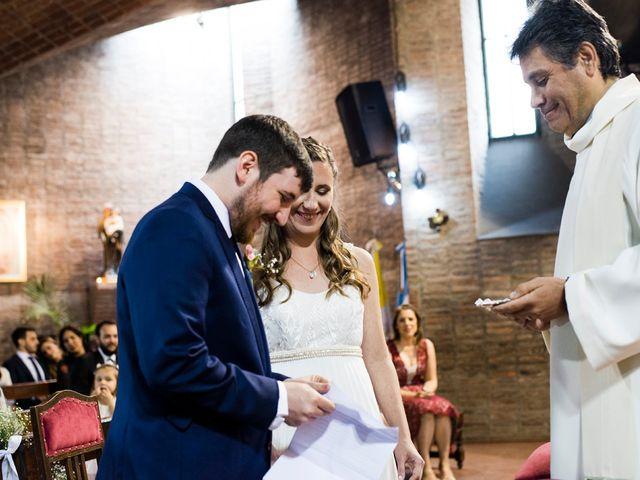 El casamiento de Agustín y Clara en Burzaco, Buenos Aires 7