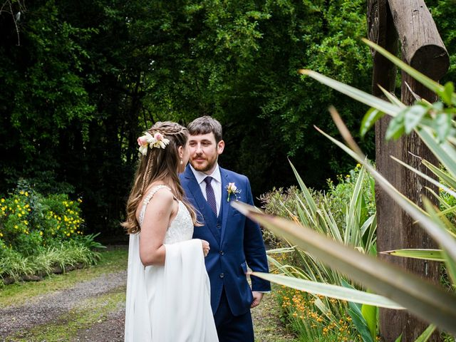 El casamiento de Agustín y Clara en Burzaco, Buenos Aires 10