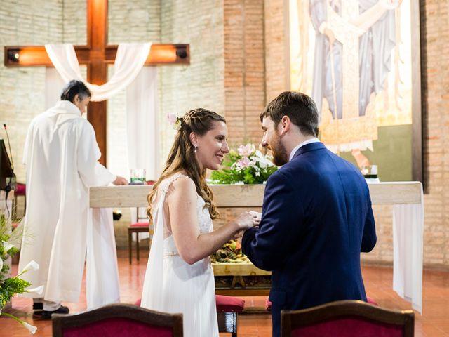El casamiento de Agustín y Clara en Burzaco, Buenos Aires 14