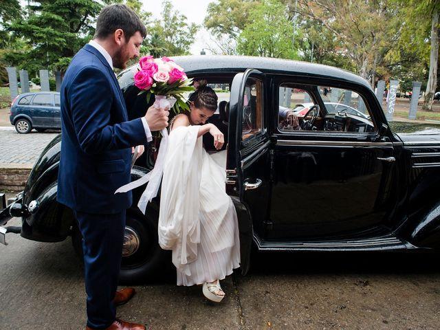 El casamiento de Agustín y Clara en Burzaco, Buenos Aires 30