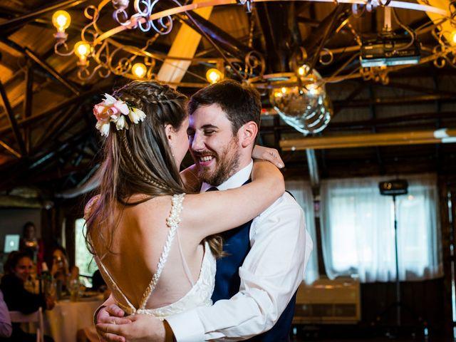 El casamiento de Agustín y Clara en Burzaco, Buenos Aires 35