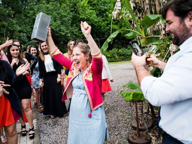 El casamiento de Agustín y Clara en Burzaco, Buenos Aires 54