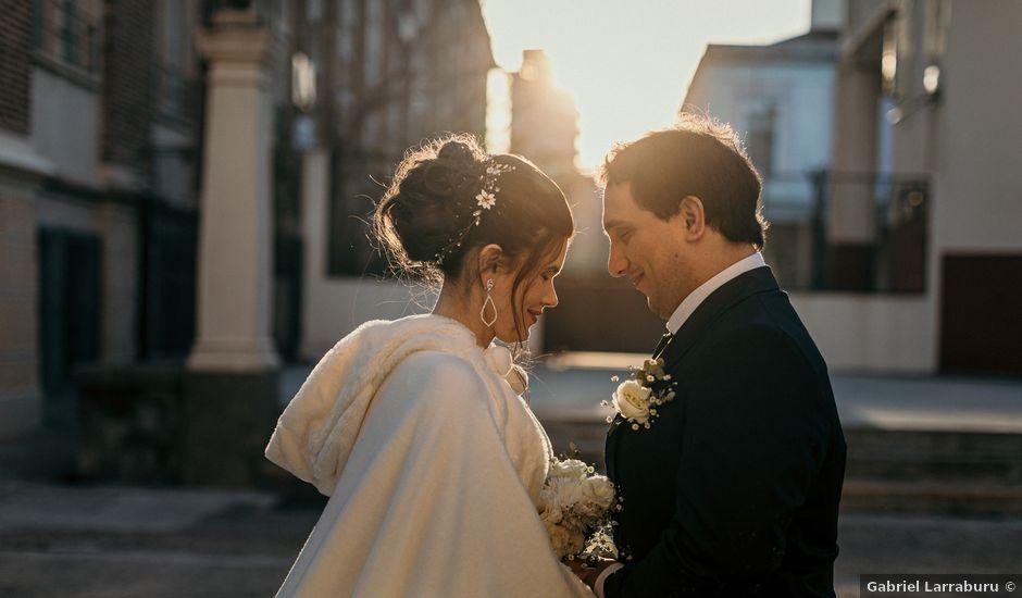 El casamiento de Martín y Ludmila en Berazategui, Buenos Aires