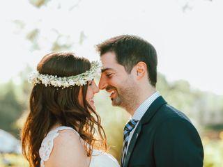 El casamiento de Vicky y Martin