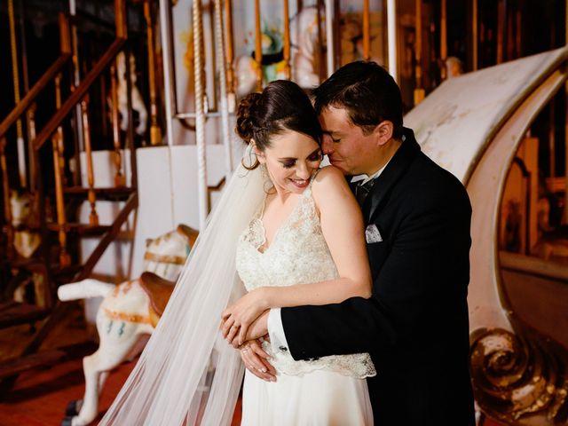 El casamiento de Vanina y Facundo