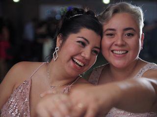 El casamiento de Mariana y Guadalupe
