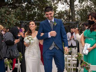 El casamiento de Valeria y Sergio