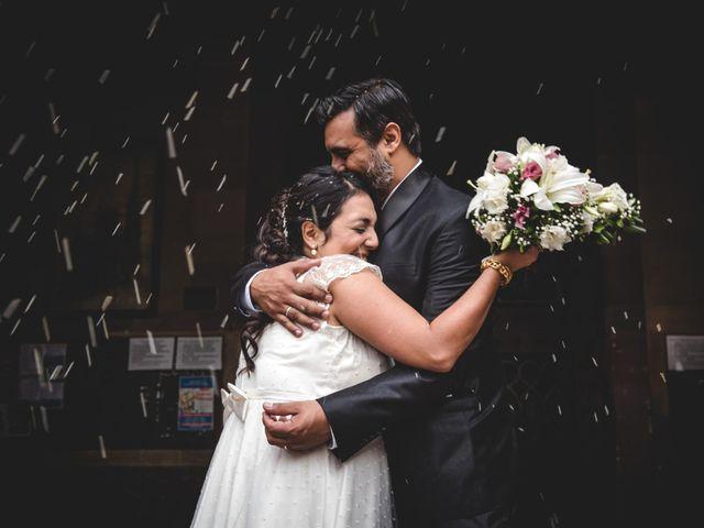 El casamiento de Silvina y Eduardo