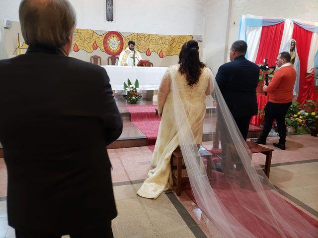 El casamiento de Julieta Mara  y Fernando