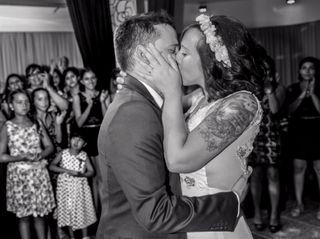 El casamiento de Denisse y Guille