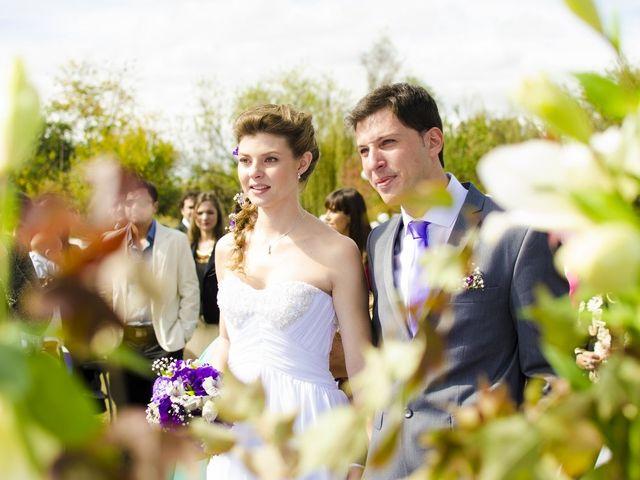 El casamiento de Claudia y Luis
