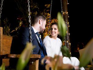El casamiento de Noelia y Germán