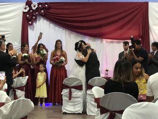 El casamiento de Abigail y Ariel 1