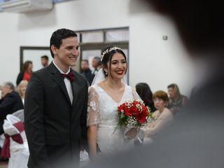 El casamiento de Abigail y Ariel