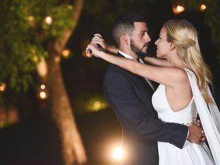 El casamiento de Alan y Barby
