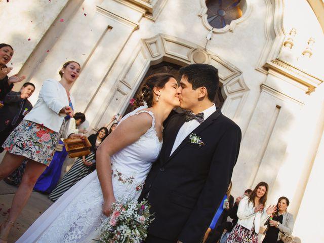 El casamiento de Carolina y Ignacio