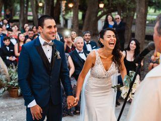 El casamiento de Vicky y Migue