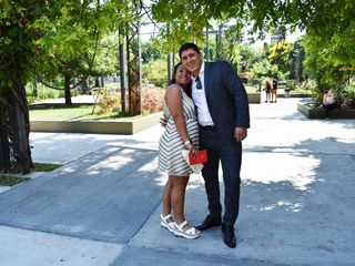 El casamiento de Guadalupe  y Marcos
