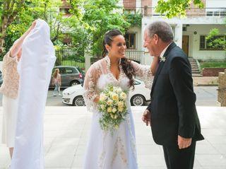 El casamiento de Carolina y Gianca 1