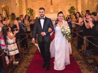 El casamiento de Carolina y Gianca