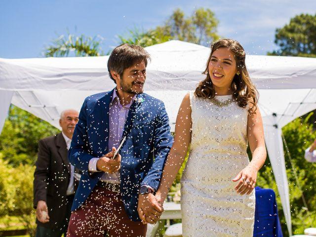 El casamiento de Chynthia y Nicolás