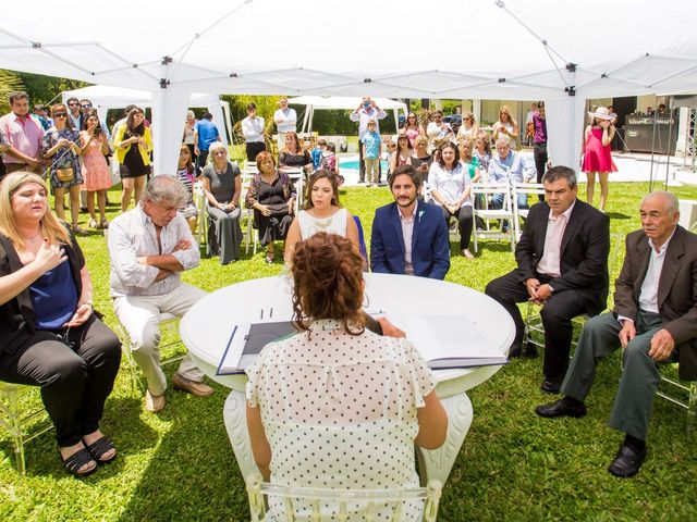 El casamiento de Nicolás y Chynthia en Concepción del Uruguay, Entre Ríos 41