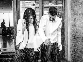 El casamiento de Agata y Cristian 3