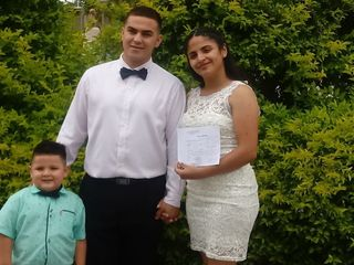 El casamiento de Gabriela y Javier 1