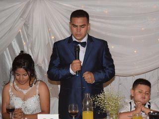 El casamiento de Gabriela y Javier