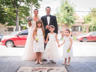 El casamiento de Silvana y Diego 1
