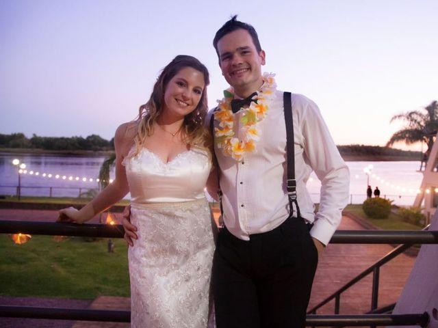 El casamiento de Denise y Ramiro