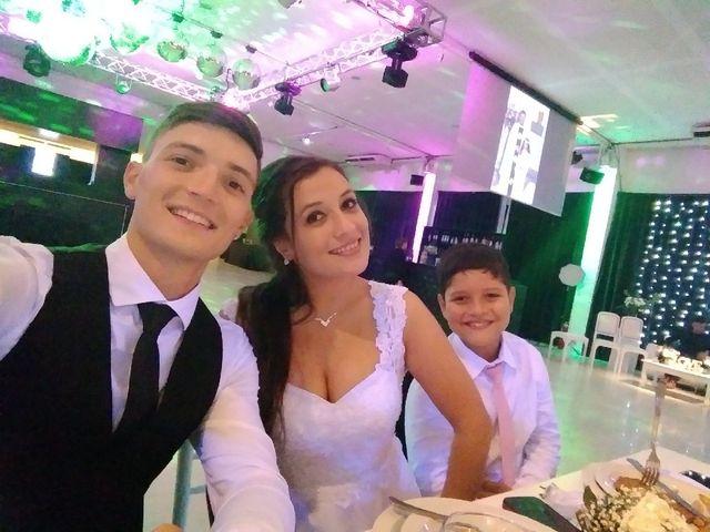 El casamiento de Juan Pablo y Ludmila