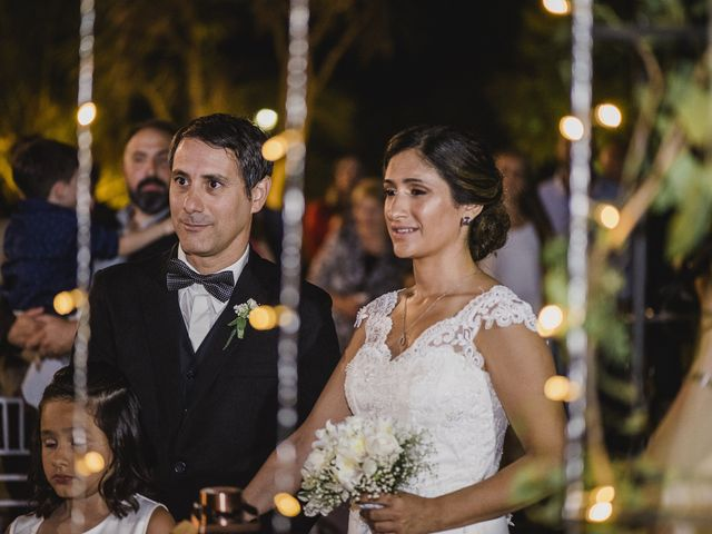 El casamiento de Corina y Gonzalo