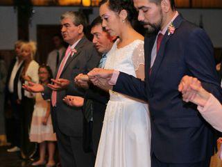 El casamiento de Luciano y Barby 1