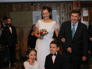 El casamiento de Luciano y Barby 3