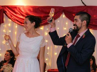 El casamiento de Luciano y Barby