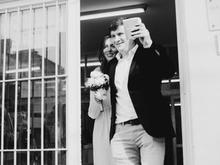 El casamiento de Patricia y Marcelo 1